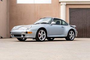 1996 Porsche 911 Turbo Coupe = Blue(~)Black 23k miles $obo  For Sale
