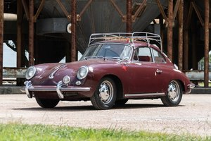 1963 Porsche 356B = Mild OutLaw 356B S-90 Coupé $76.2k For Sale