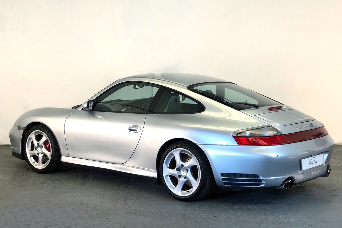 2002 Porsche 996 Carrera 4S, stunning condition with IMS upgrade SOLD (picture 2 of 6)