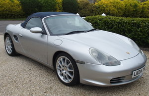 2004 Porsche Boxster 986 - 2.7  immaculate  For Sale