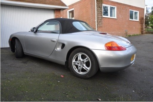 1999 Porsche Boxster Fine early  For Sale (picture 2 of 5)