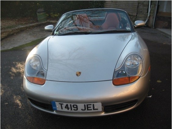 1999 Porsche Boxster Fine early  For Sale (picture 3 of 5)