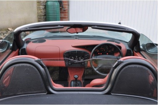 1999 Porsche Boxster Fine early  For Sale (picture 5 of 5)