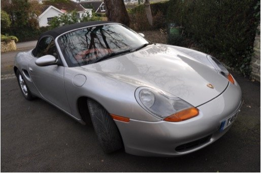 1999 Porsche Boxster Fine early  For Sale (picture 1 of 5)