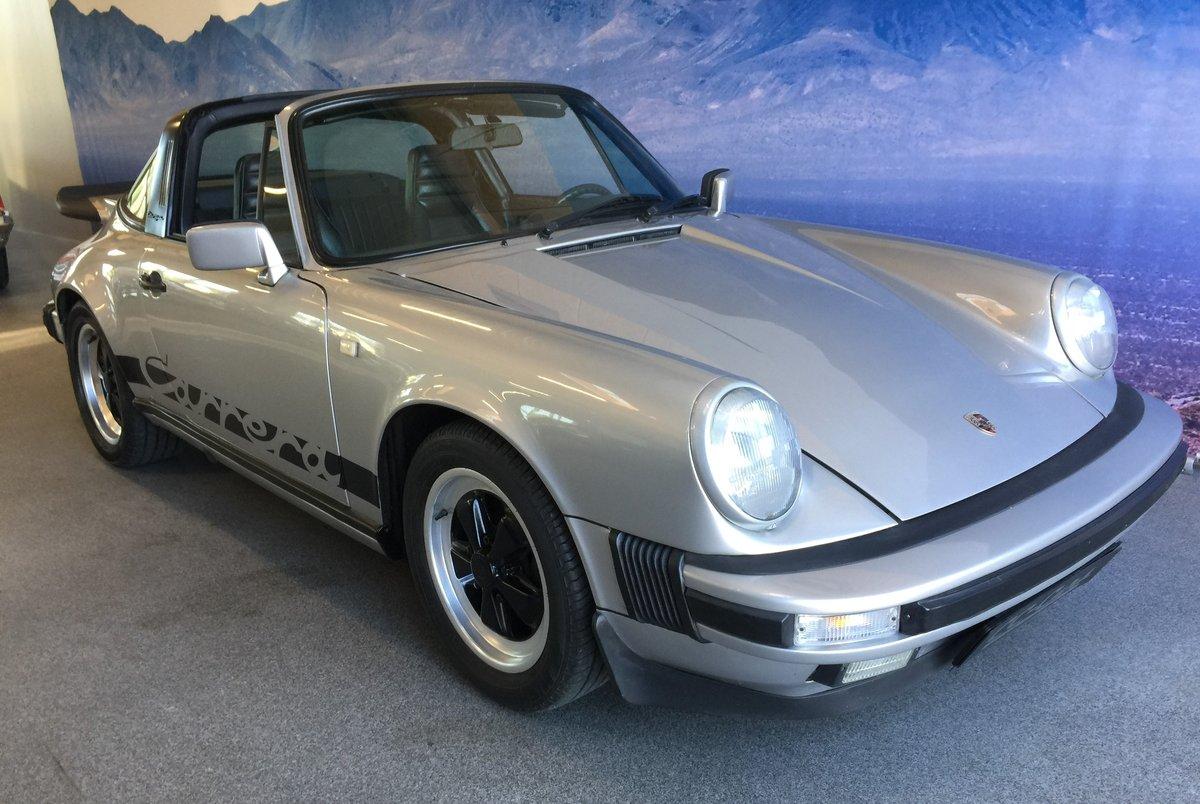 1975 Porsche 911 Carrera 3.0 Targa  SOLD (picture 1 of 6)