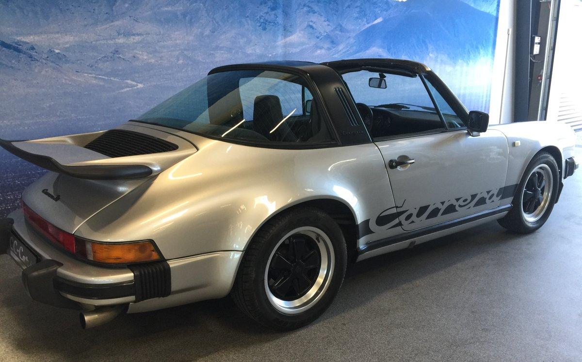 1975 Porsche 911 Carrera 3.0 Targa  SOLD (picture 3 of 6)
