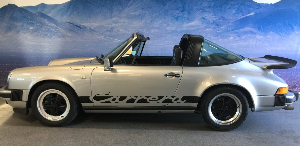 1975 Porsche 911 Carrera 3.0 Targa  SOLD (picture 4 of 6)
