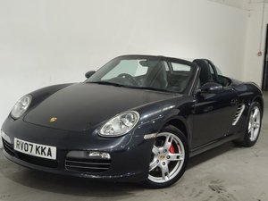 2007 Porsche Boxster - 3.4L 24V S TIPTRONIC S For Sale