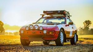 1987 Porsche 924S Coupe Fun Custom Baja XL Rally Lifted $obo For Sale
