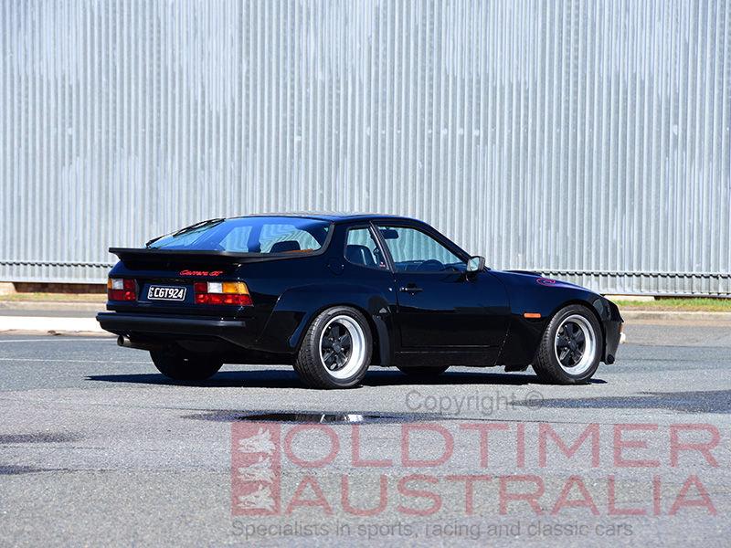 1981 Porsche 924 Carrera GT For Sale (picture 2 of 6)