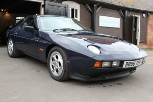 1985/B PORSCHE 928 S2 AUTO *34,856 miles from new* SOLD