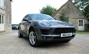 2015 PORSCHE MACAN  S 3.0 D PDK For Sale