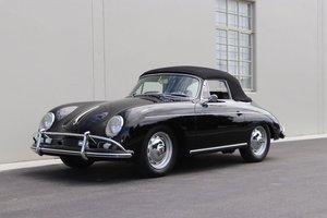 1958 58 Porsche 356A SUPER Cabriolet = Full Restored Black  $obo For Sale