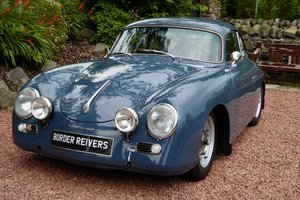 Porsche 356A Rally Coupe, Right hand drive, AFN Supplied