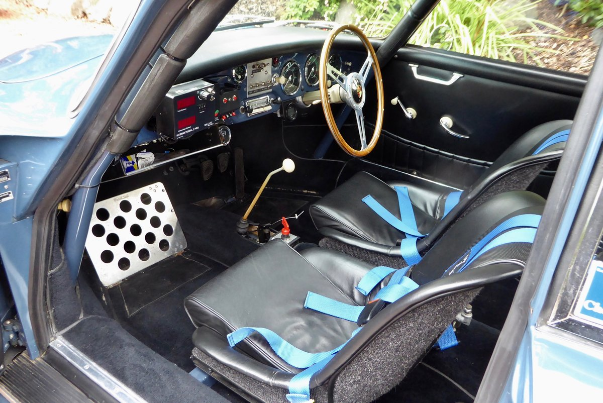 1956 Porsche 356A Rally Coupe, Right hand drive, AFN Supplied For Sale (picture 5 of 6)