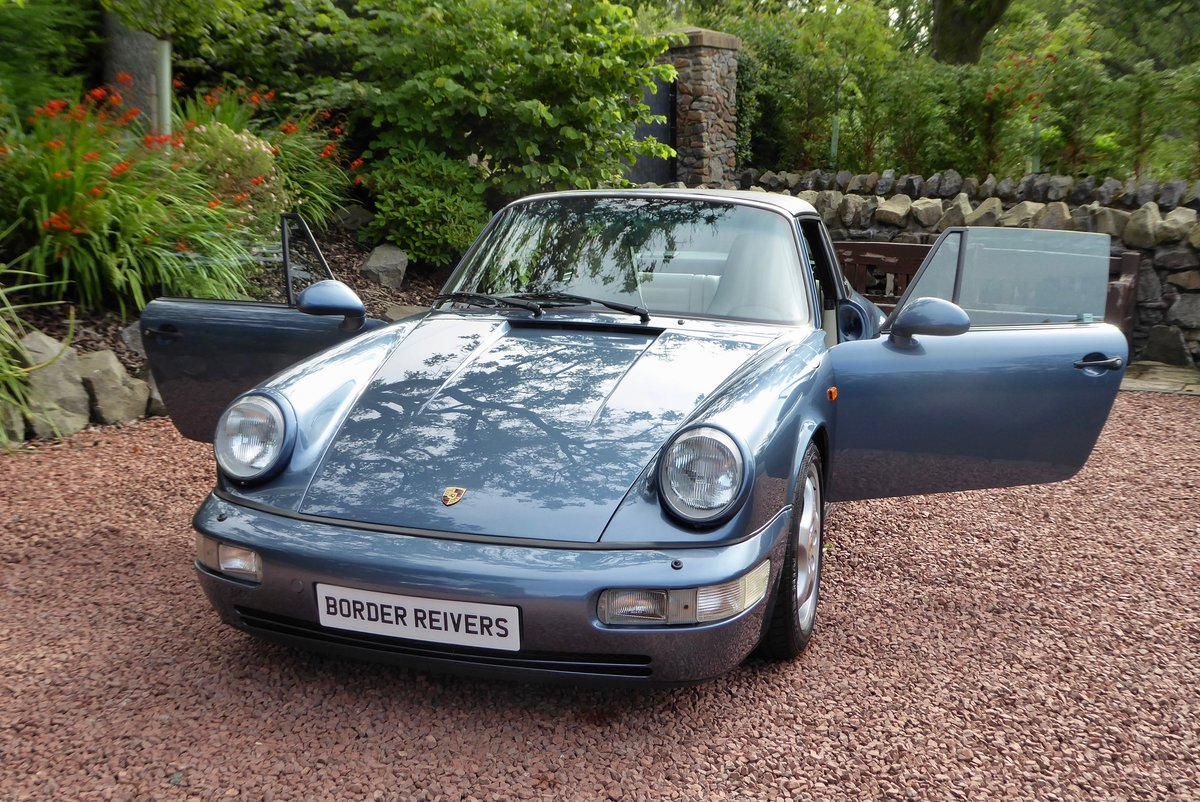 1991 Porsche 964 targa (WOW) For Sale (picture 4 of 6)