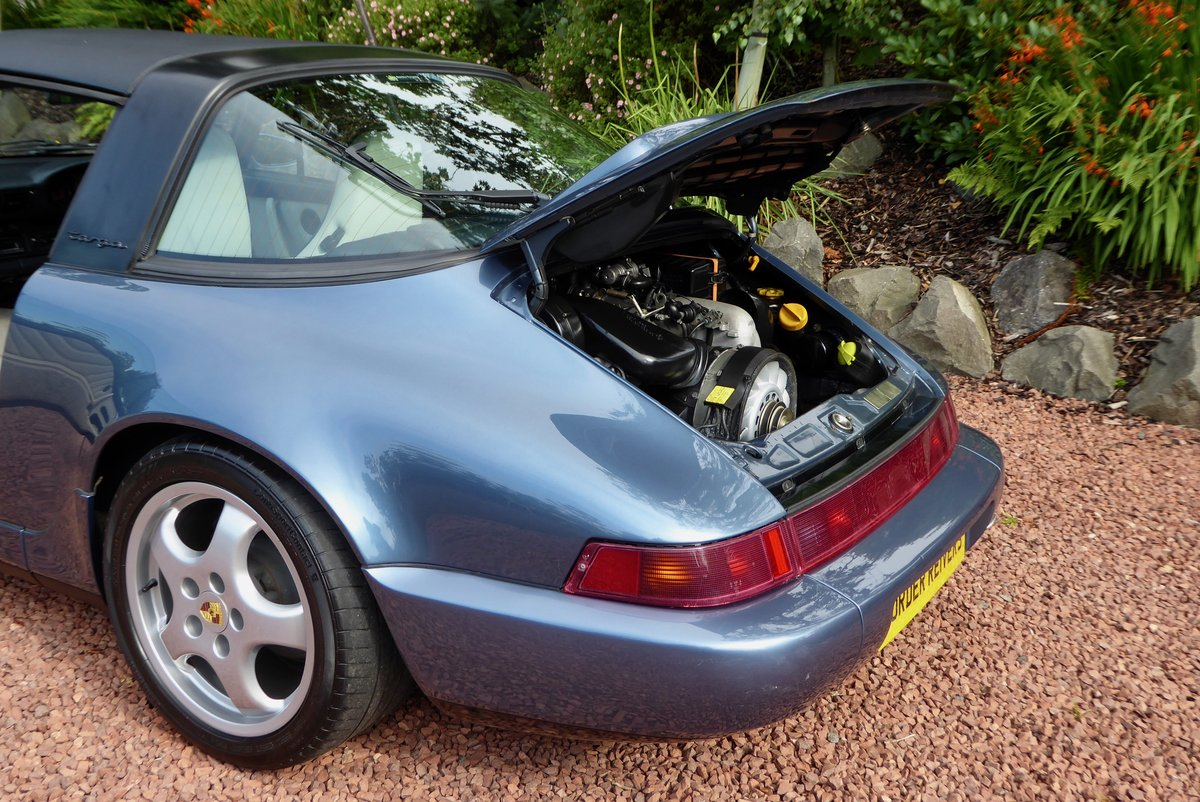 1991 Porsche 964 targa (WOW) For Sale (picture 5 of 6)