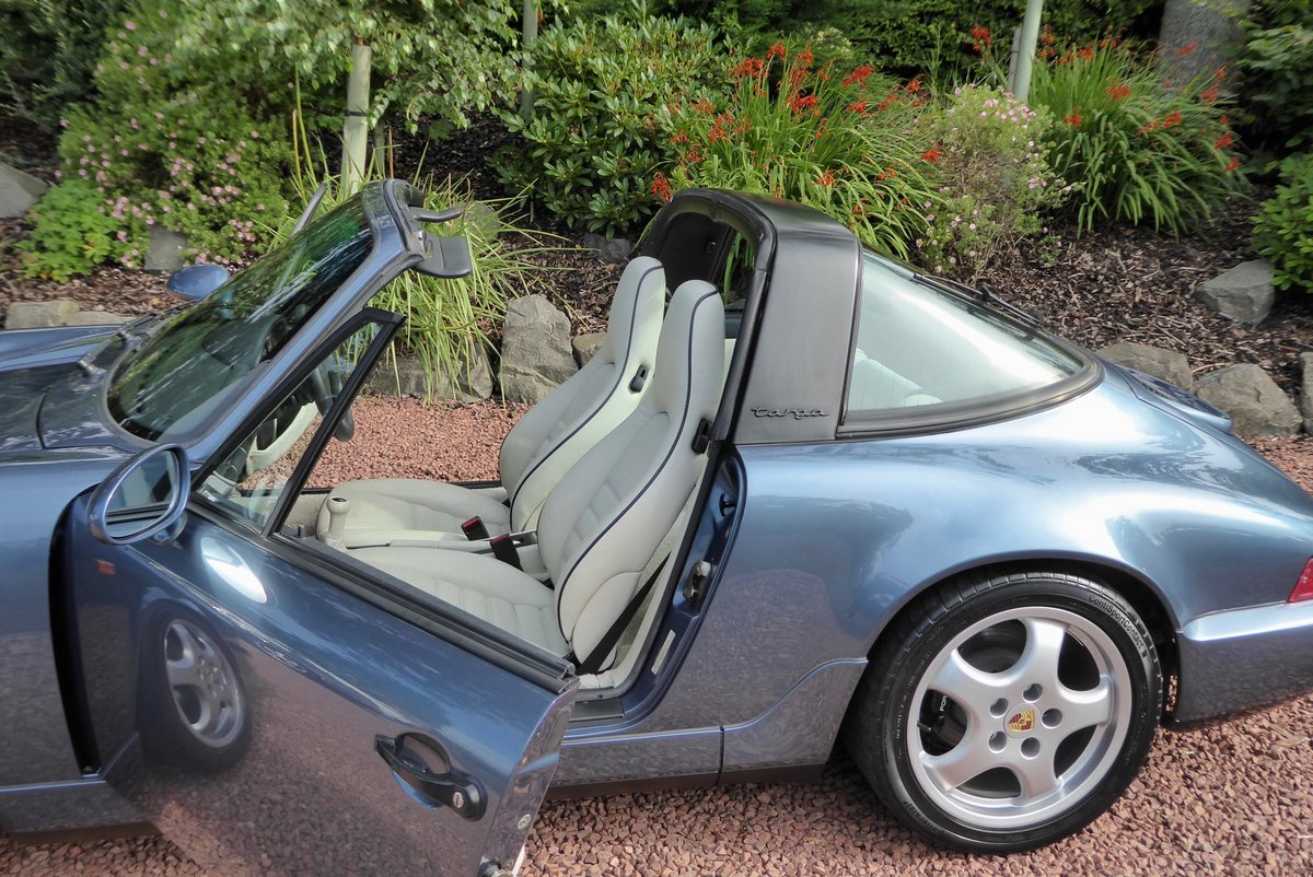 1991 Porsche 964 targa (WOW) For Sale (picture 6 of 6)