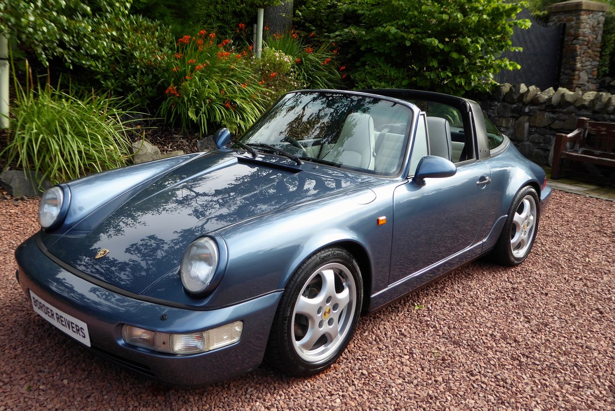 1991 Porsche 964 targa (WOW) For Sale (picture 1 of 6)