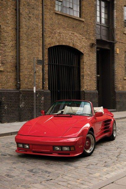 1986 Porsche Flatnose Gemballa Cyrrus Rare  For Sale (picture 1 of 6)