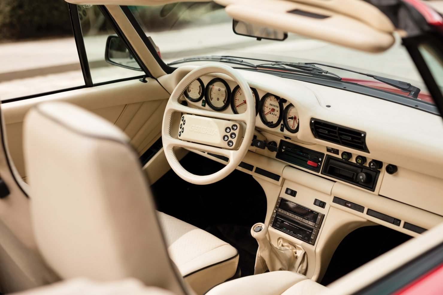 1986 Porsche Flatnose Gemballa Cyrrus Rare  For Sale (picture 4 of 6)