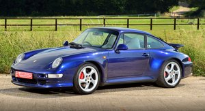 1996 Porsche 993 Carrera 4S For Sale