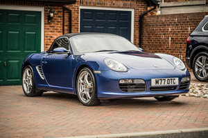 2007 Porsche Boxster S Concours  For Sale