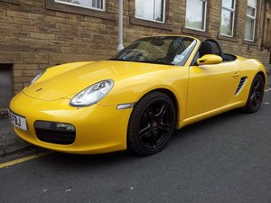 April 2006 Porsche Boxster 2.7 For Sale