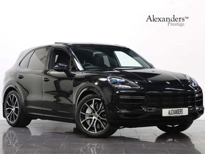 2018 18 18 PORSCHE CAYENNE TURBO 4.0T V8 TIPTRONIC AUTO For Sale