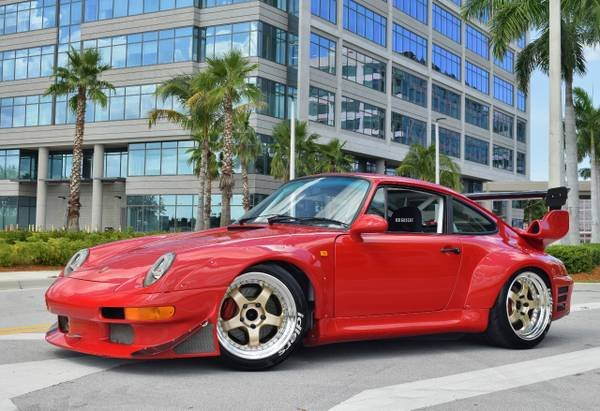 1991 Porsche 911 Turbo 993 GT2 SPEC 600-HP Fast $79.5k For Sale (picture 1 of 6)
