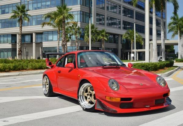 1991 Porsche 911 Turbo 993 GT2 SPEC 600-HP Fast $79.5k For Sale (picture 2 of 6)