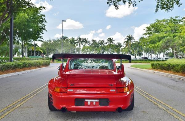 1991 Porsche 911 Turbo 993 GT2 SPEC 600-HP Fast $79.5k For Sale (picture 3 of 6)