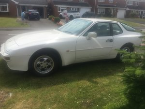 Porsceh 944 Beautiful classic sports car