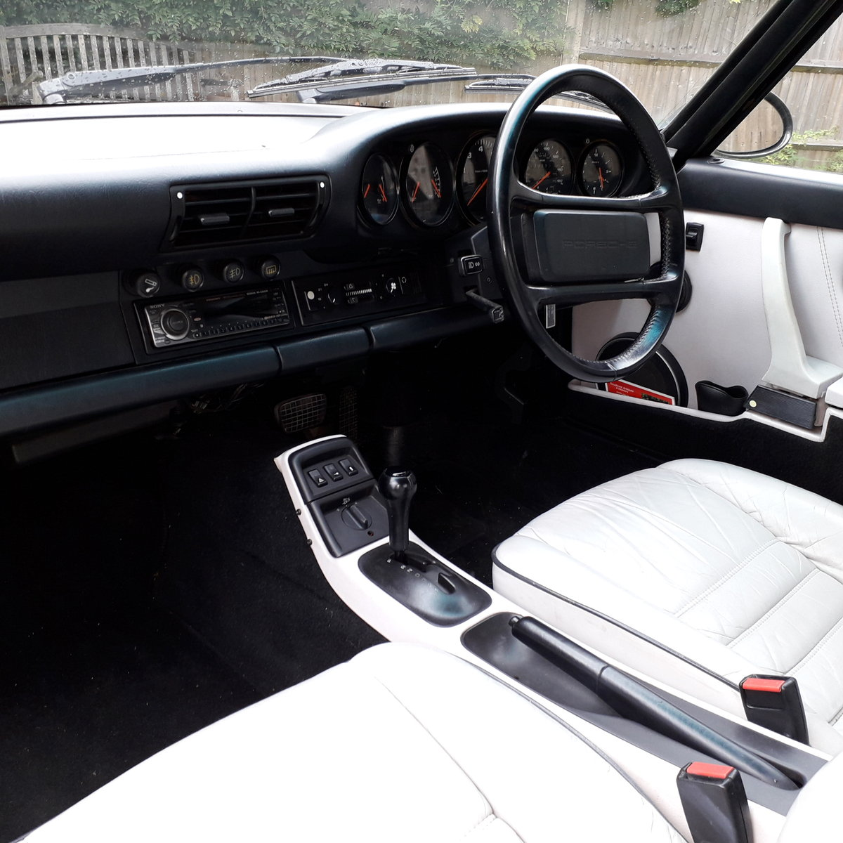 1991 Porsche 964 Convertible For Sale (picture 2 of 6)