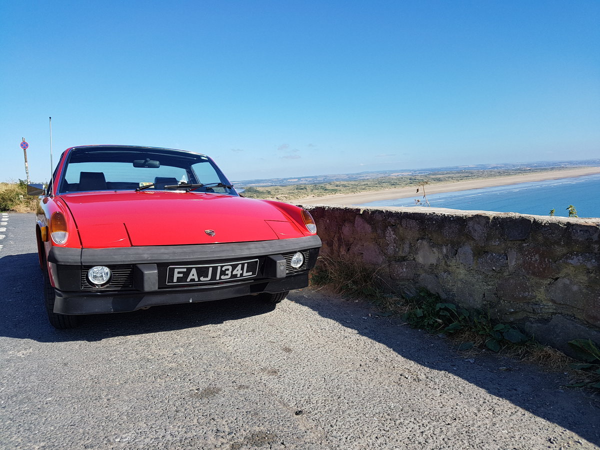 1973 Porsche 914 2.0L, Appearance package. SOLD (picture 1 of 6)