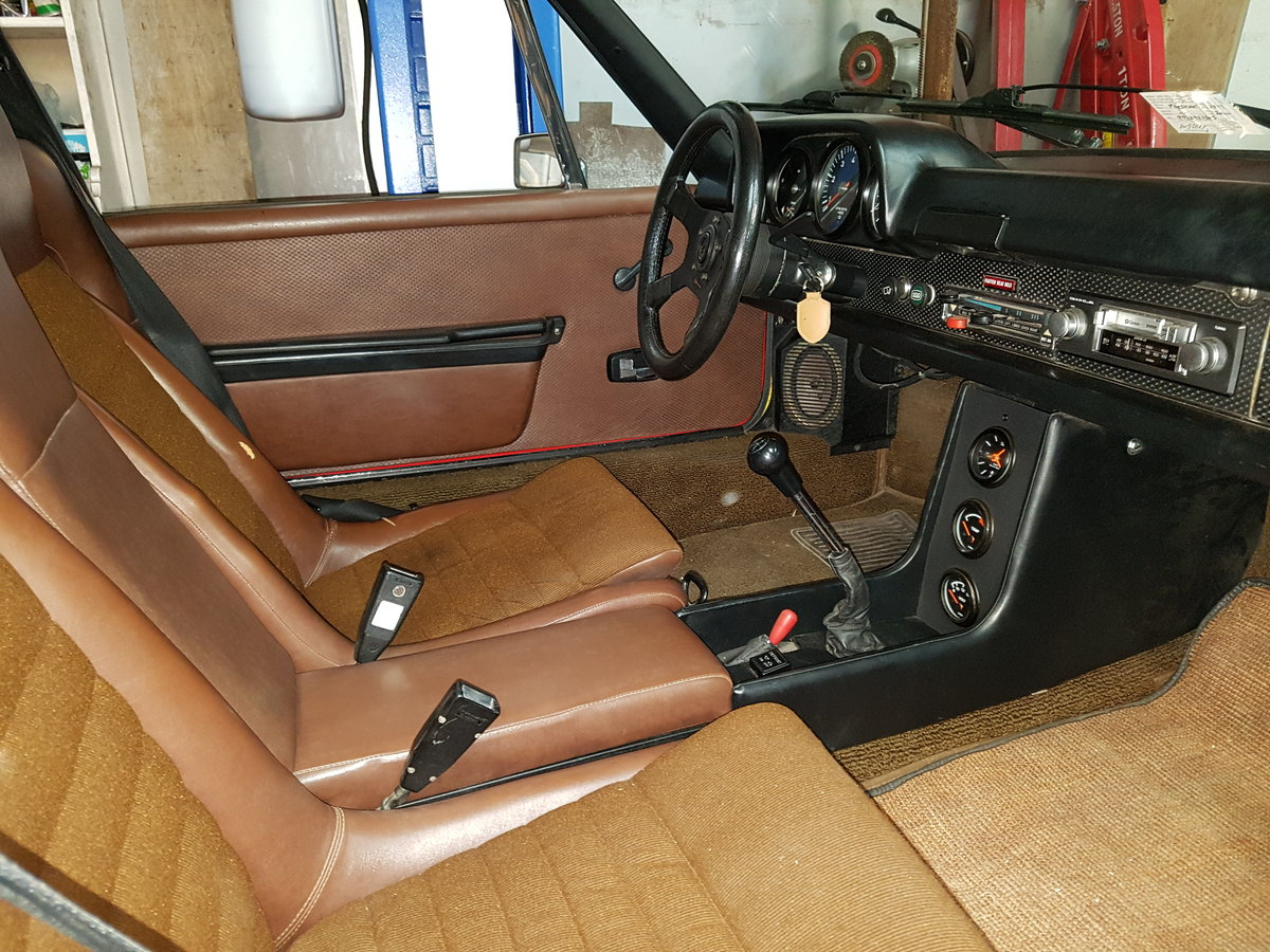1973 Porsche 914 2.0L, Appearance package. SOLD (picture 3 of 6)