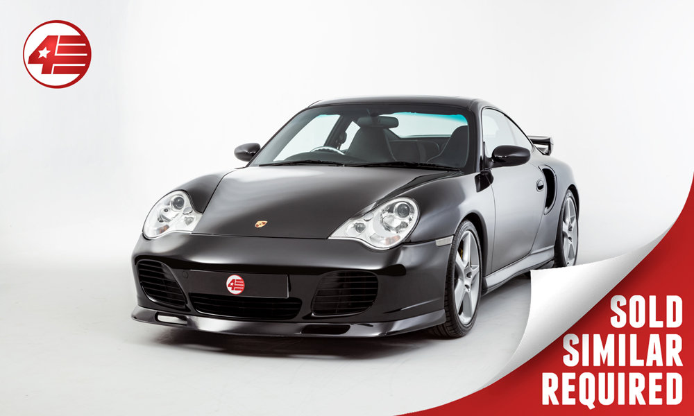 2005 Porsche 996 Turbo S /// 1 of 60 UK Manuals /// 54k Miles SOLD (picture 1 of 3)