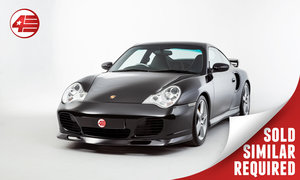 2005 Porsche 996 Turbo S /// 1 of 60 UK Manuals /// 54k Miles SOLD