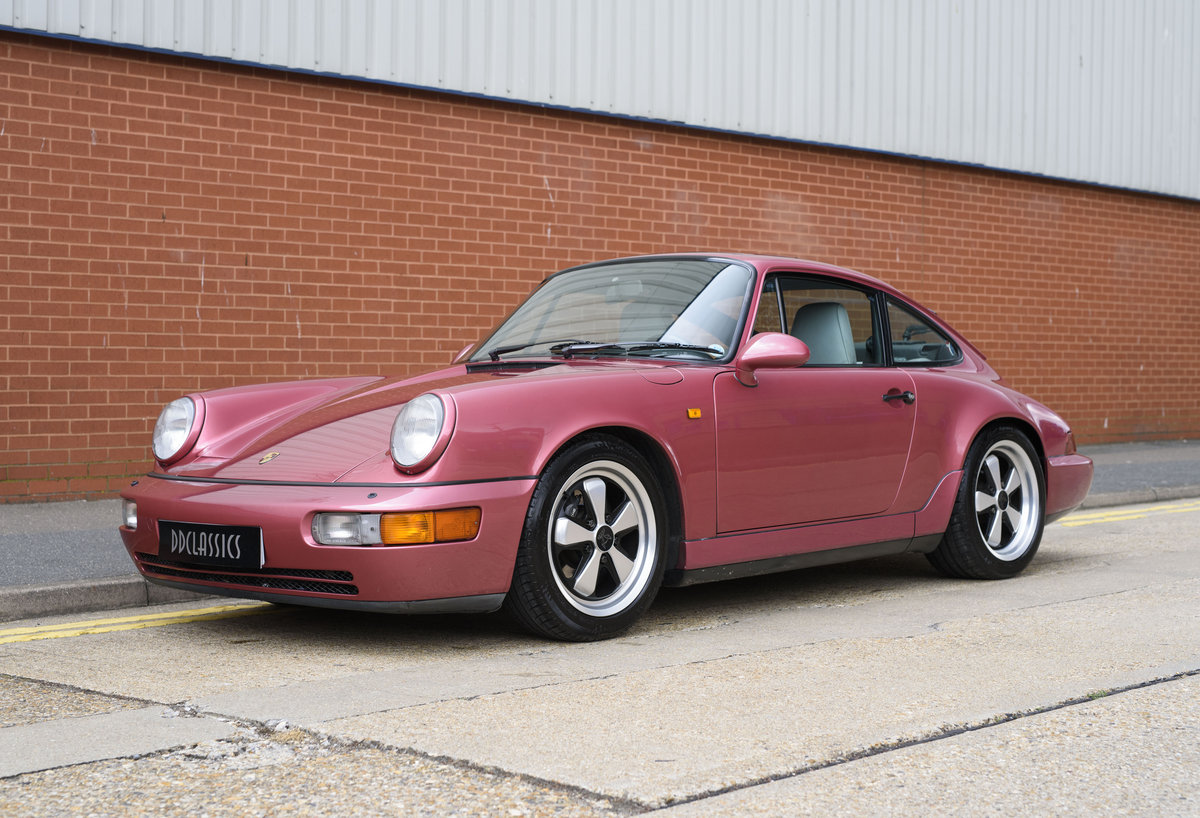 1994 Porsche 964 Carrera 2 (LHD) For Sale In London For Sale (picture 1 of 24)