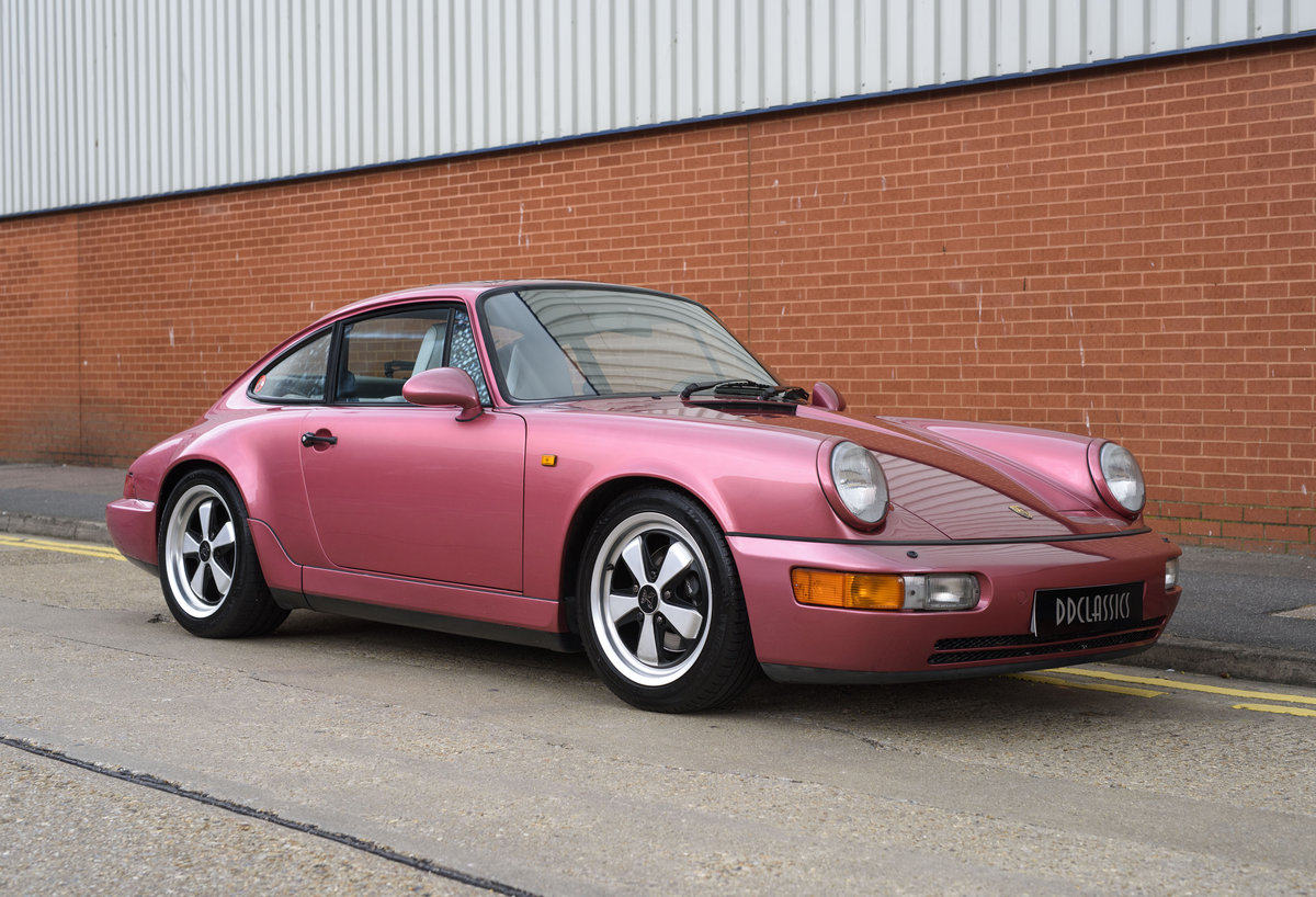 1994 Porsche 964 Carrera 2 (LHD) For Sale In London For Sale (picture 2 of 24)