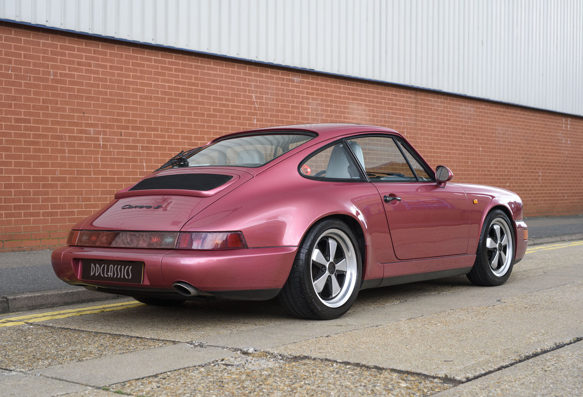1994 Porsche 964 Carrera 2 (LHD) For Sale In London For Sale (picture 3 of 24)