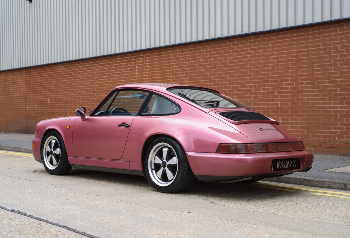 1994 Porsche 964 Carrera 2 (LHD) For Sale In London For Sale (picture 4 of 24)