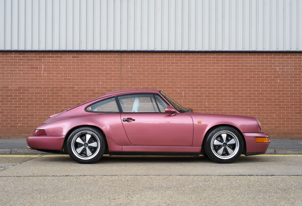 1994 Porsche 964 Carrera 2 (LHD) For Sale In London For Sale (picture 5 of 24)