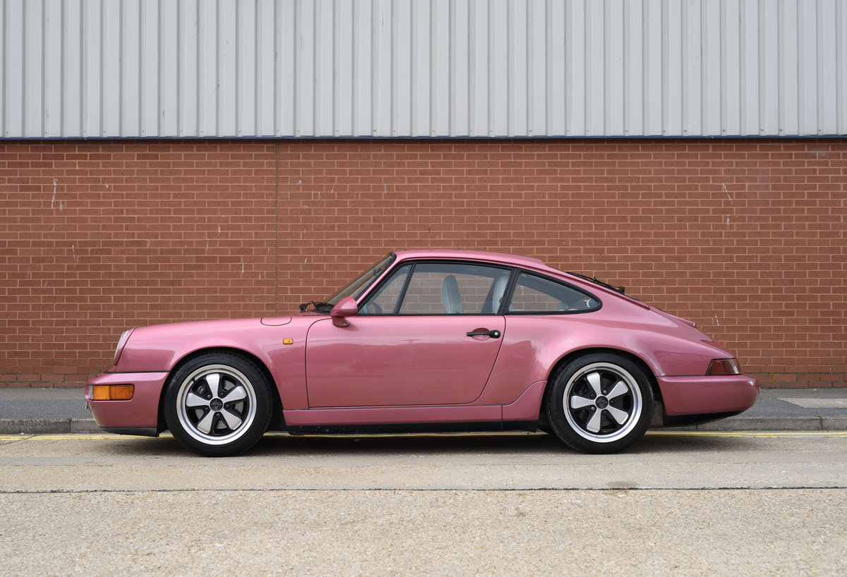 1994 Porsche 964 Carrera 2 (LHD) For Sale In London For Sale (picture 6 of 24)