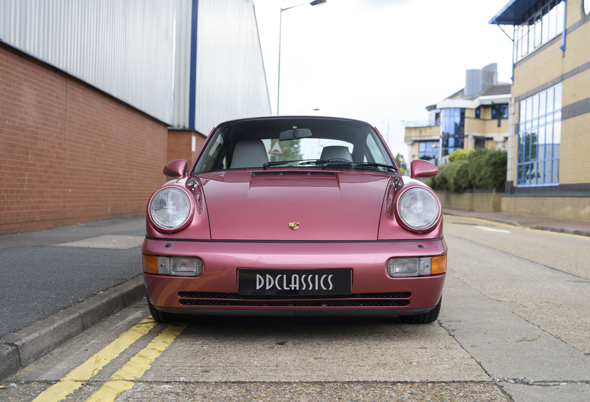 1994 Porsche 964 Carrera 2 (LHD) For Sale In London For Sale (picture 7 of 24)