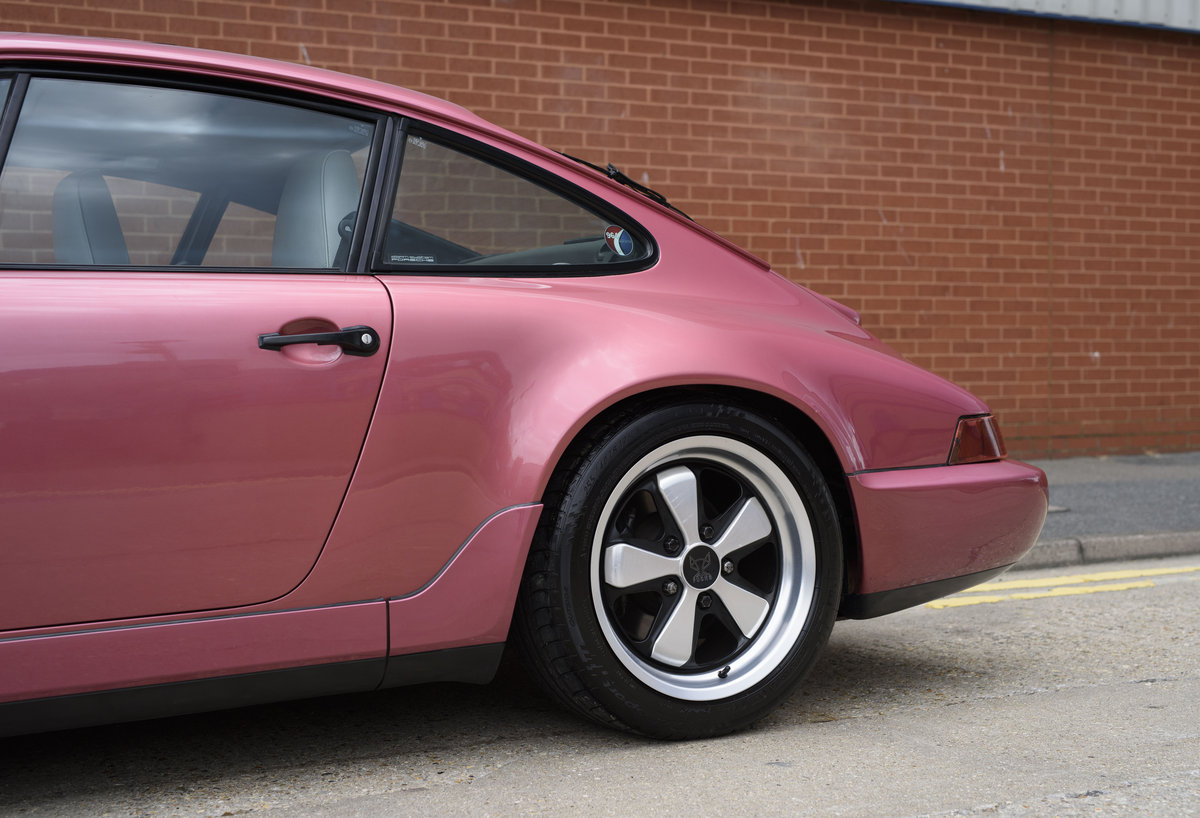 1994 Porsche 964 Carrera 2 (LHD) For Sale In London For Sale (picture 9 of 24)