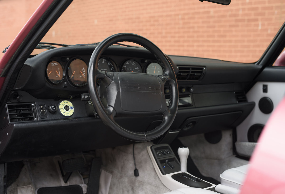 1994 Porsche 964 Carrera 2 (LHD) For Sale In London For Sale (picture 14 of 24)