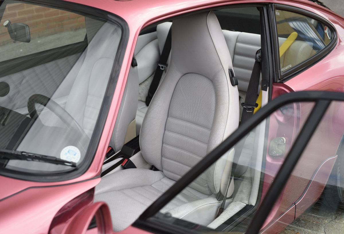 1994 Porsche 964 Carrera 2 (LHD) For Sale In London For Sale (picture 15 of 24)