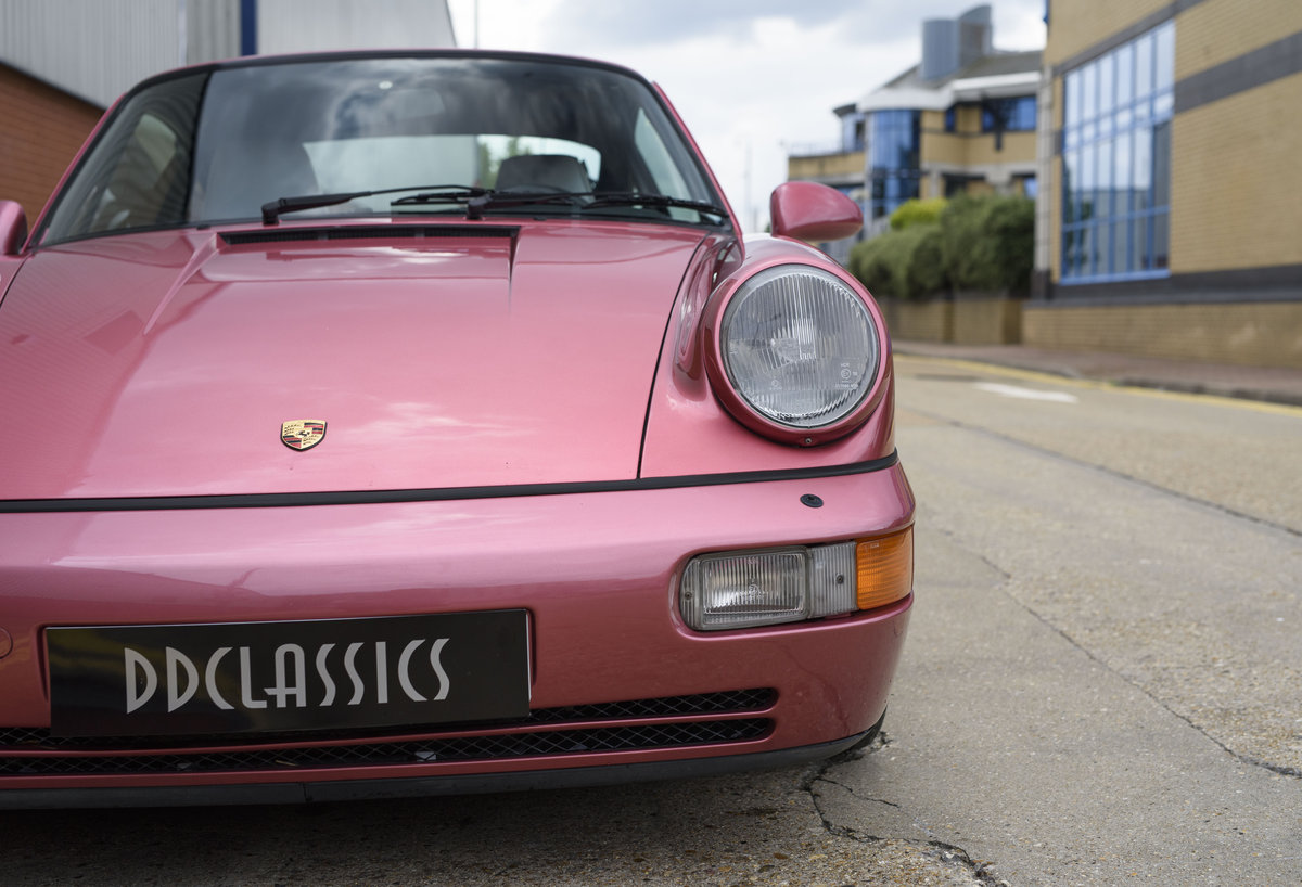 1994 Porsche 964 Carrera 2 (LHD) For Sale In London For Sale (picture 24 of 24)