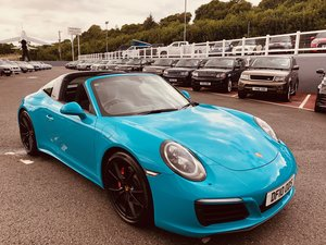 2017 17 PORSCHE 911 3.0 TARGA 4S PDK  For Sale